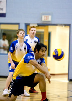 TJHS Boys' Volleyball Nov. 23, 2017